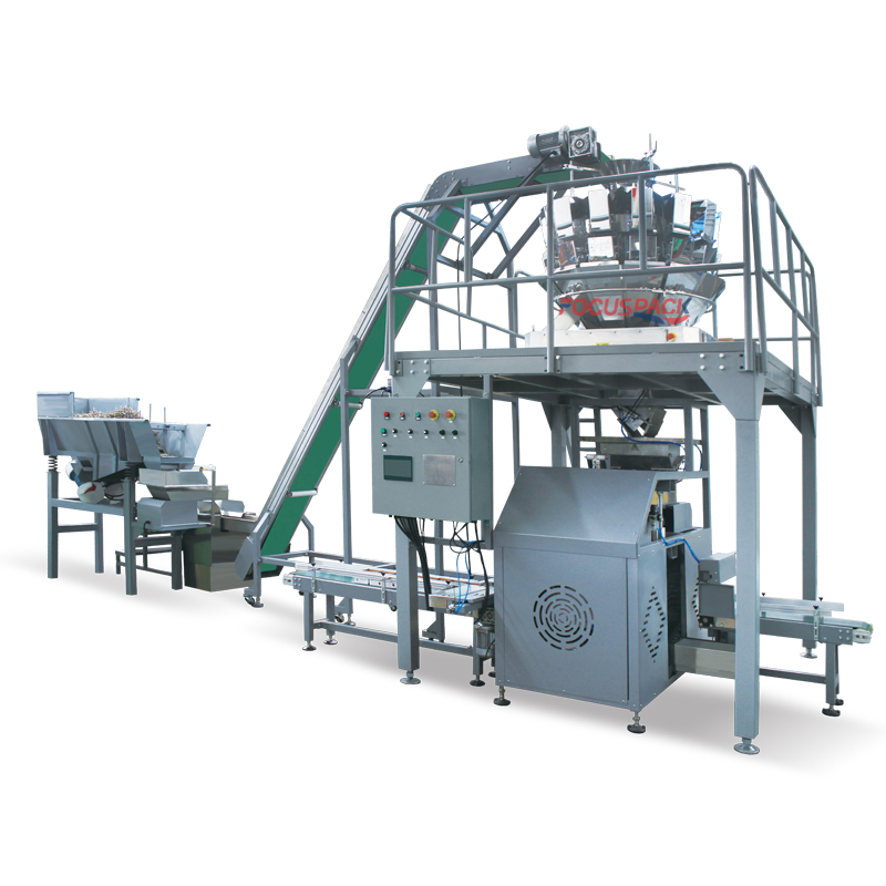 Electromagnetic paralleling cartonning packing machine for long screw upto 180mm